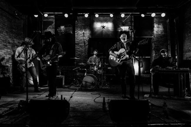 Shadow Canyon Band Performing